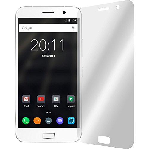 PhoneNatic 4er-Pack Bildschirmschutzfolien matt kompatibel mit Lenovo ZUK Z1