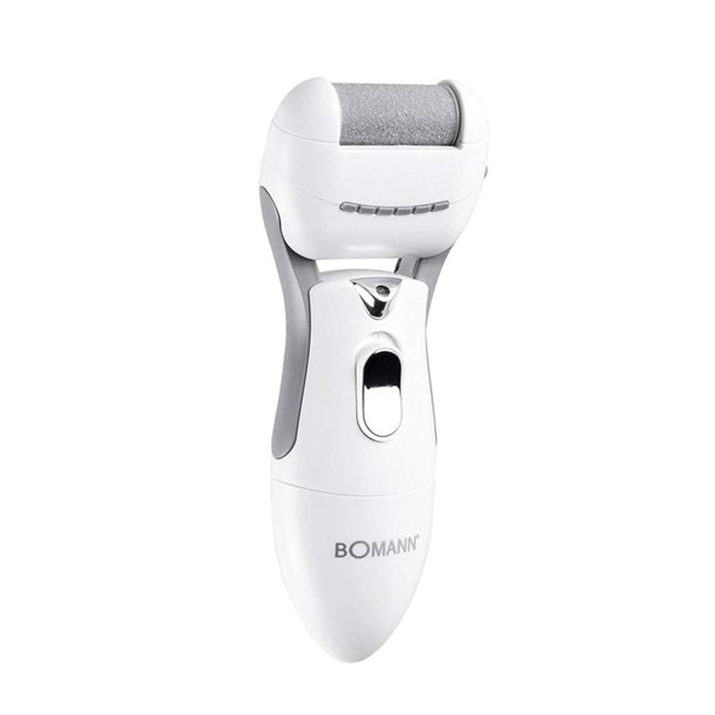 迷信操作可能進化【ボマン】 BOMANN Electronic Foot care CR9810 ボマン電動角質除去 CR9810【並行輸入品 】