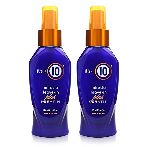 It's a 10 Miracle Leave-In Plus Keratin 4oz