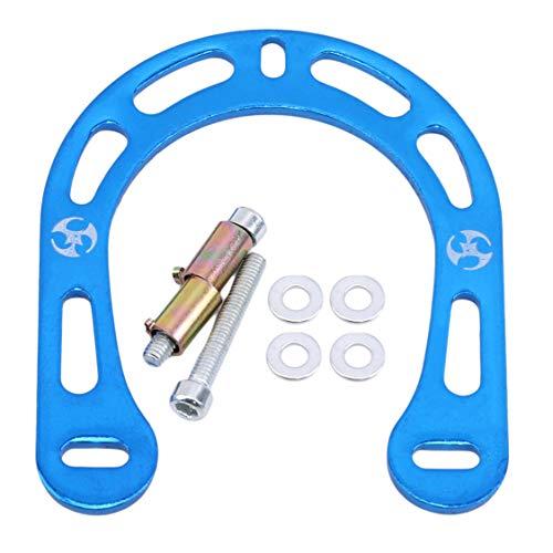 Idiytip Aluminiumlegierung Fahrrad V-Bremskraftverstärker Cantilever-Bremssystem Für MTB Radfahren Fahrrad Fahrrad (Blau)