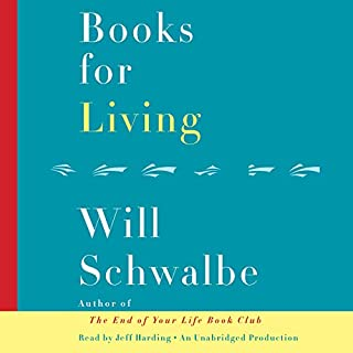 Books for Living audiobook cover art