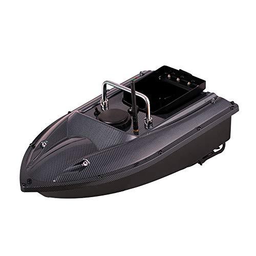 WWSHIP Intelligentes Fischköder-Boot, 500M Fernfisch-Sucher-Schiffs-Große Kapazität, Die RC-Boots-Schnellboot-Doppelmotor Lädt