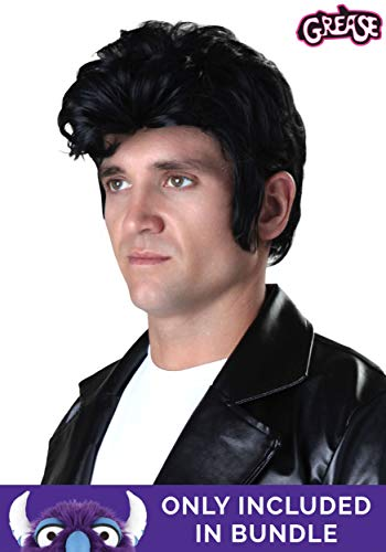 FunCostumes Grease Authentic T-Birds Adults Embroidered Jacket