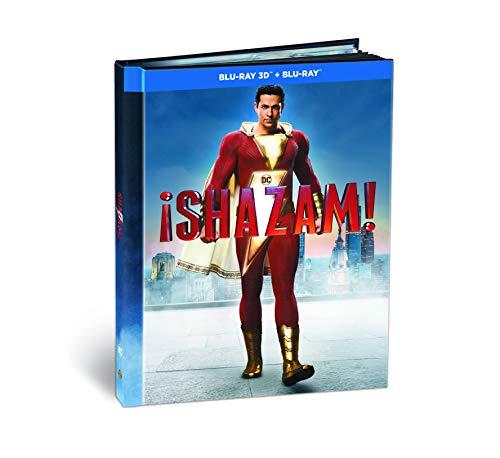 ¡Shazam! Blu-Ray 3d + 2d