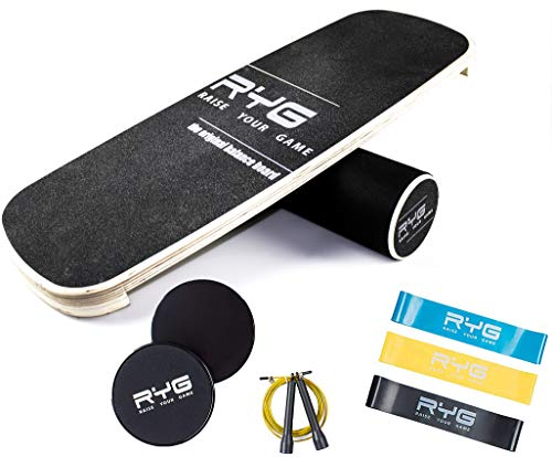 Raise Your Game Balance Board Trainer Agility Set