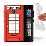 eSwish Phone Case for Microsoft Lumia 435 London City