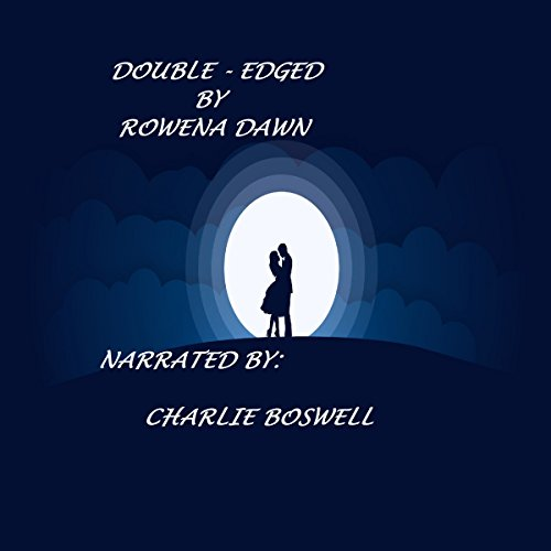 Double-Edged audiobook cover art