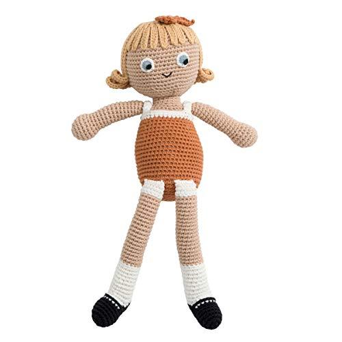 Sebra - Häkel-Puppe - Camille - 40 cm