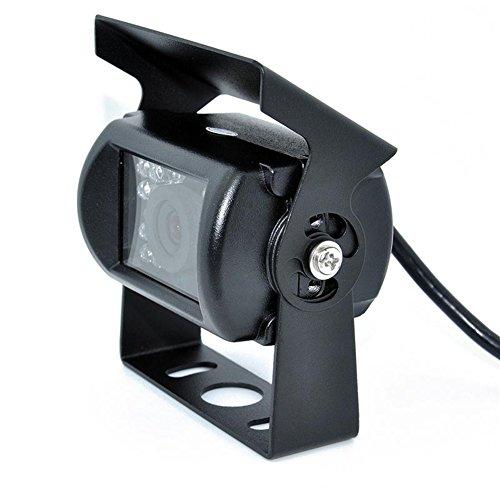 『Auto Wayfeng® 7インチモニター+ バックカメラ12V/24V兼用 バックカメラセット+一体型20Mケーブル トラック、バス、重機等対応』の4枚目の画像
