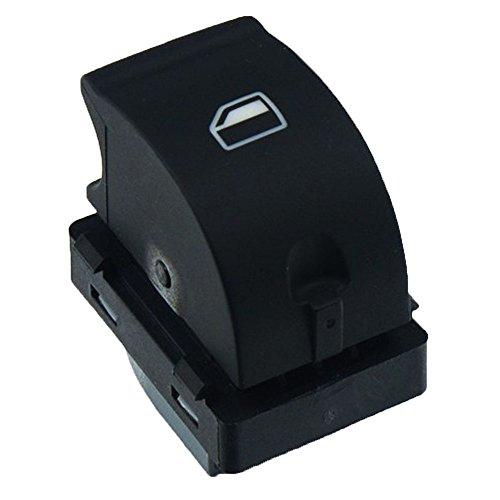 Twowinds - 4F0959855 Botón de Interruptor de la Ventana eléctrica A3 8P A6 4F 4G C6 Q7 4L