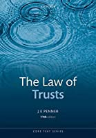 The Law of Trusts (Core Texts)