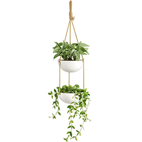 Best <strong>Hanging Planter Double</strong>
