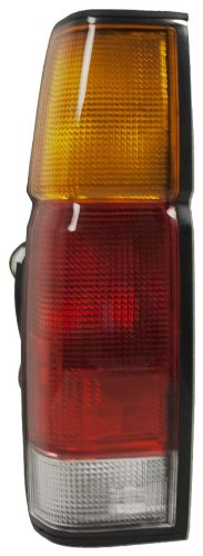 Sherman Replacement Part Compatible with Nissan-Datsun Pickup Driver Side Taillight Assembly (Partslink Number NI2800103)