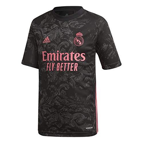 adidas Madrid Temporada 2020/21 Real 3 JSY Y Camiseta Tercera equipación, Niño,...