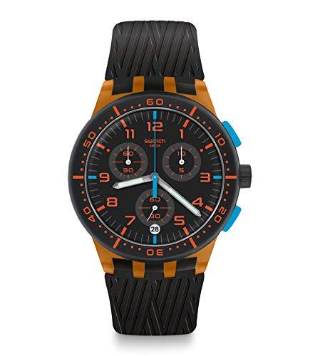 Reloj Swatch Chrono SUSO401 Orange Tire