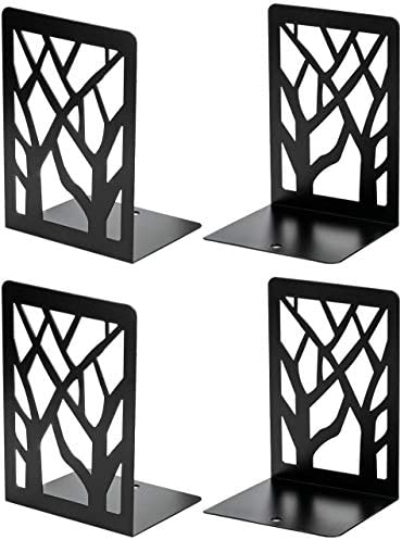 MaxGear Book Ends Bookends Book Ends for Shelves Bookends for Shelves Bookend Book Ends for product image