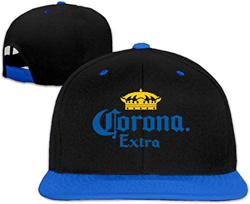 GDHGD Corona Extra Cerveza Cubo Macho y Hembra Granja de Animales Hebilla rápida Sombrero de Conductor Gorra de béisbol Gorra de Hip Hop