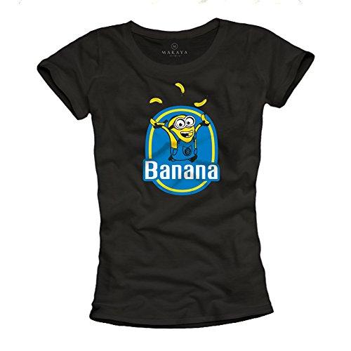 Camiseta Banana Minions L