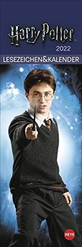 Harry Potter Lesezeichen & Kalender 2022
