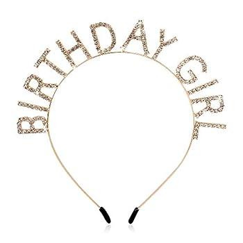 Best birthday headband for women Reviews
