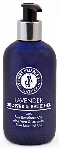 Duschgel/Badegel mit Lavendel, Sanddornöl & Aloe Vera, 250 ml