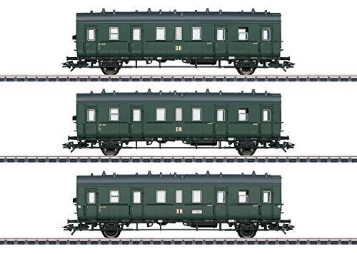 Märklin 46395 H0 3er-Set Personenwagen der DR