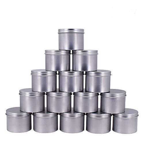 tin container 8oz - 5