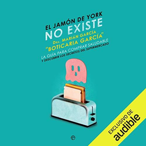 Diseño de la portada del título El jamón de York no existe