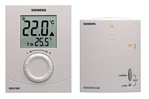 Siemens RDH10RF sensorshop stanza, termostato