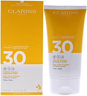 Clarins SPF30 Sunscreen Body Cream, 150 ml
