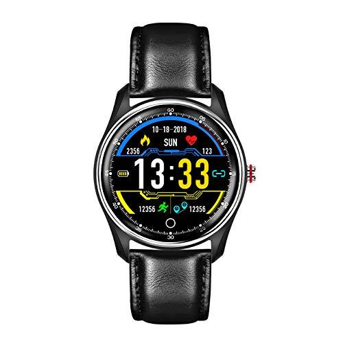 N \ A Smartwatches, 1,22-Zoll-Touchscreen, wasserdichter IP67-Schrittzähler, Fitness-Tracker-Uhr mit Herzfrequenz-Schlafmonitor, Smartwatch für Android- und iOS-Telefone