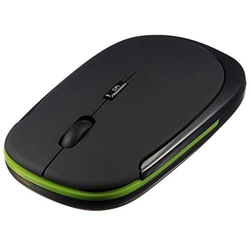 Y-hm Sensación cómoda Hot Mini 2.4GHz Ratón inalámbrico sin Cable 1600DPI PC Ajustable PC Cualquier COTABLER Mice RADIOCOMUNICACIÓN Trabajo Visual Diseño portátil (Color : 01)