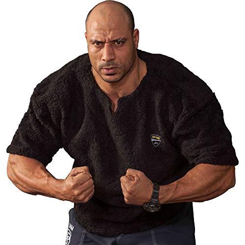 BIG SM EXTREME SPORTSWEAR Ragtop Rag Top Sweater T-Shirt Bodybuilding 3138 schwarz M