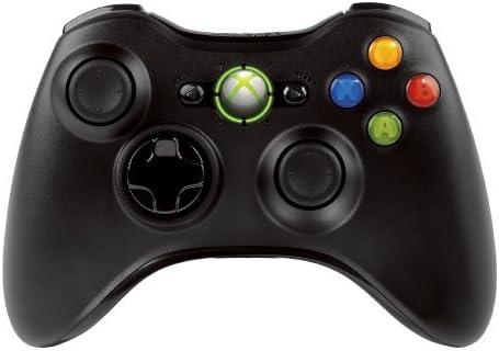 Manette sans fil pour Xbox 360 - noire