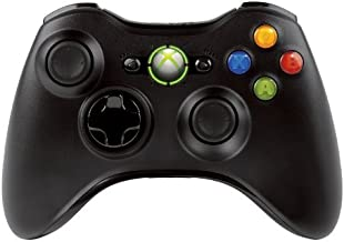 Microsoft Xbox 360Wireless Controller, F/Windows-Oyun padi PC Siyah–ve video oyunlarını (F/Windows,, oyun padi PC, diji...