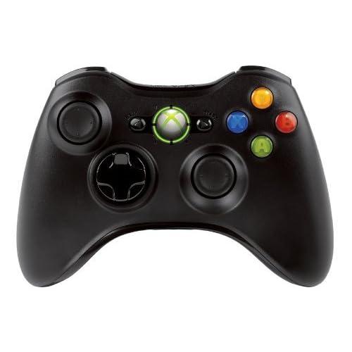 Controller Wireless R Xbox 360, Nero