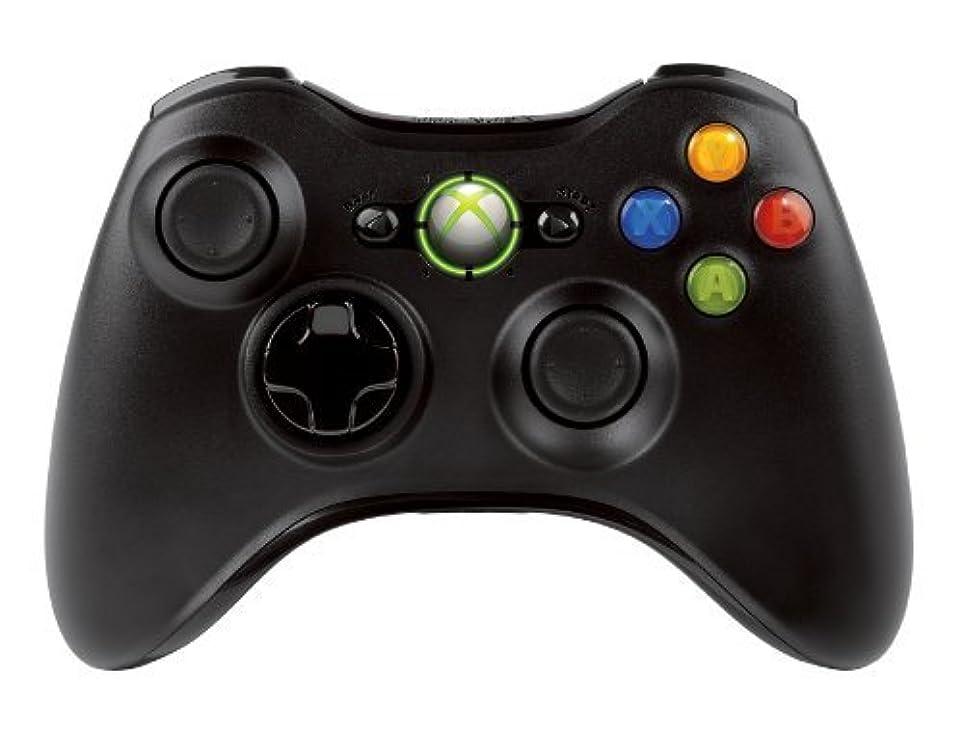 贈り物ギャップパール【並行輸入品】Xbox 360 ワイヤレスコントローラー  ブラック