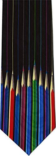 Buntstifte Neue Neuheit Krawatte