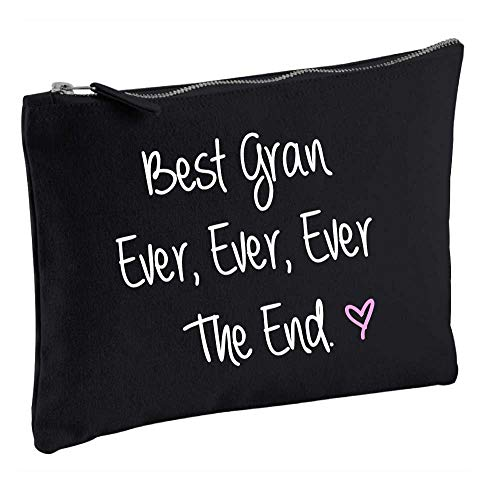 Best Gran jamais jamais jamais la fin Noir Make Up Sac cadeau Idée de cadeau Trousse de toilette