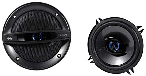 Sony XSGT1327A 5.25-Inch 2-Way Car Speakers (Discontinued by Manufacturer) (Renewed)