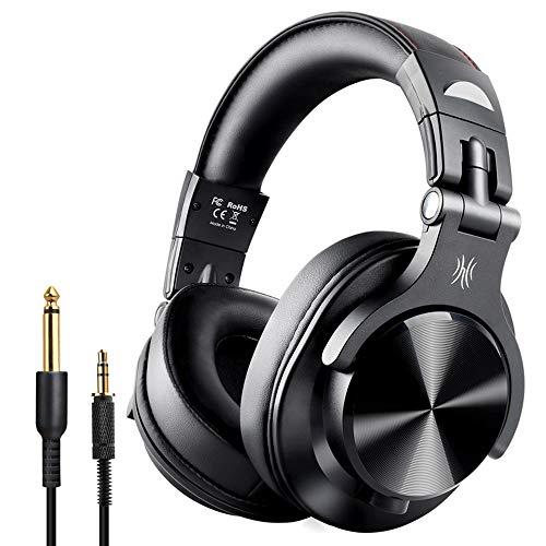Lasamot Wireless/Wired Musical Instrument Monitor Headphones Wired...
