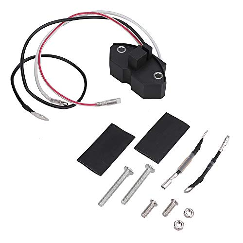 87-91019A3 Ignition Sensor Kit Replacement for MerCruiser Thunderbolt Distributor on 4.3L, 5.0L, 5.7L, 7.4L, 8.2L Engine - Replace 87-91019A2, 87-91019A6, 87-892150Q02, 87-861780Q4 - Ignition Pickups