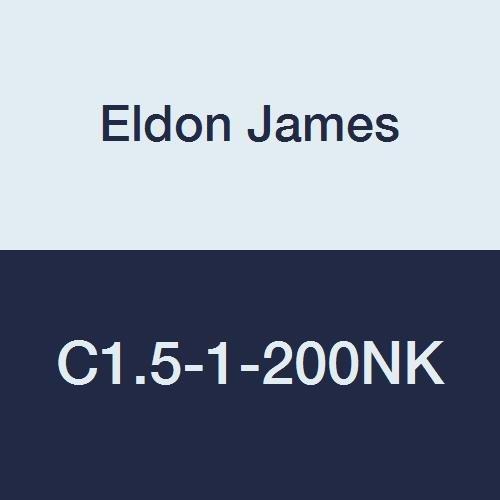 Eldon James C1.5-1-200NK Natural trust Super popular specialty store Kynar 32