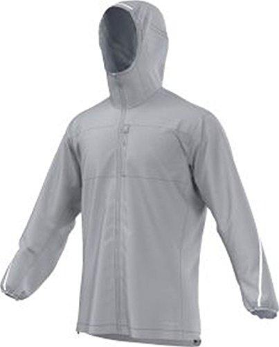 adidas Herren Funktions 2.5L Fast Pack Jacket Funktionsjacke, grau, 50