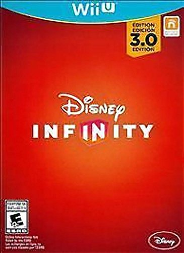 Disney Infinity 3.0 Wii U Standalone Game Disc Only by Disney Infinity