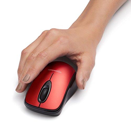 Amazon Basics Wireless Computer Mouse