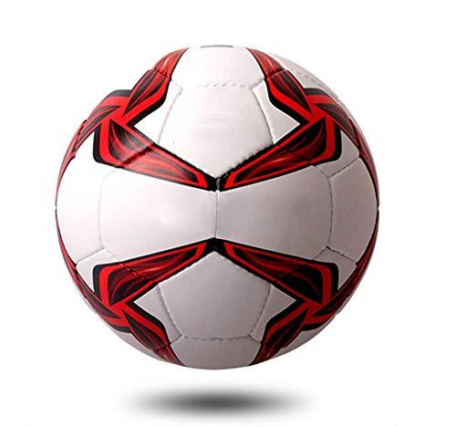 qzpyy Balón de Fútbol Deporte Tamaño 4 8 Balón de fútbol Interior Al Aire Libre Suave Esponja Espuma Pelota de Entrenamiento para Adultos y niños Niños Niñas Niños