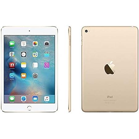 Apple iPad Mini 4 64GB Wi-Fi - Oro (Reacondicionado)