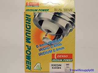 4 PCS *NEW* -- DENSO # 5345 IRIDIUM Power Spark Plugs -- IKH22