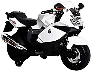 Licensed BMW-K1300S Ride On Motorcycle(White)